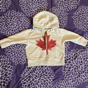 Baby Gap Canada hoodie